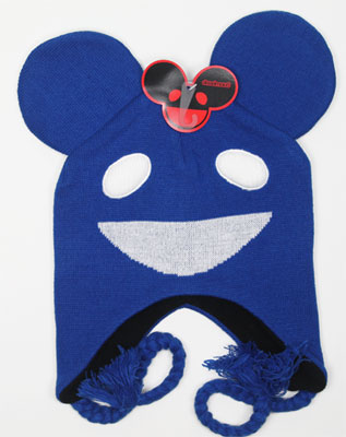 Blue Mouse - Deadmau5 Peruvian Hat
