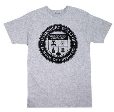 Heisenberg College - Breaking Bad T-shirt