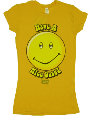Have A Nice Daze - Dazed And Confused Sheer Women's T-shirt