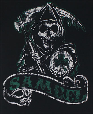 Belfast - Sons Of Anarchy T-shirt