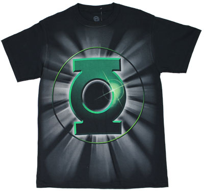 Green Lantern Eclipse - DC Comics T-shirt