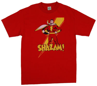 Shazam! - DC Comics T-shirt