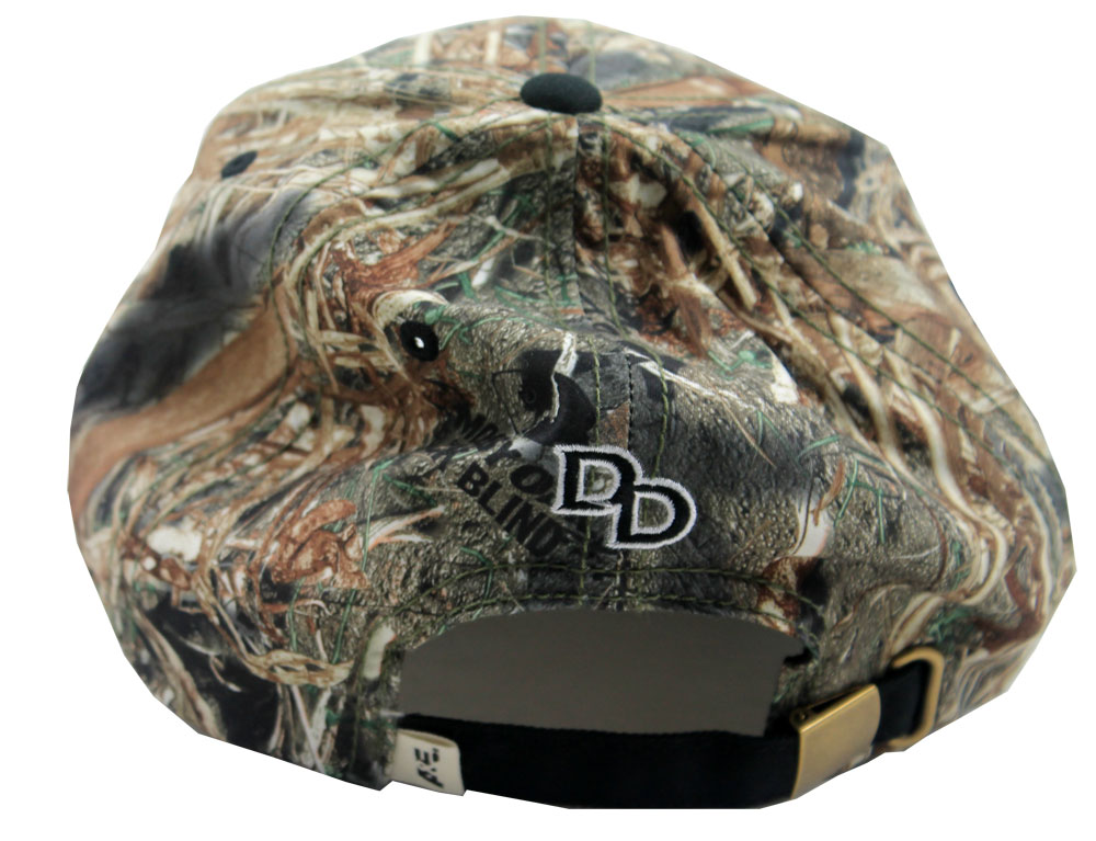 Brush Pattern - Duck Dynasty Baseball Cap