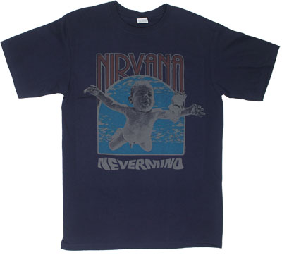 Nevermind - Nirvana T-shirt