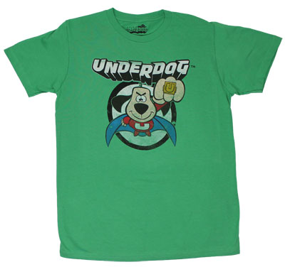 Underdog Sheer T-shirt