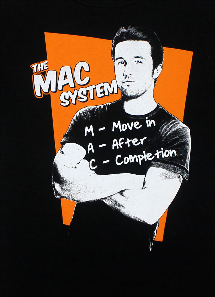 The Mac System - It's Always Sunny In Philadelphia T-shirt
