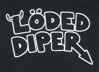 Loded Diper - Diary Of A Wimpy Kid Boys T-shirt