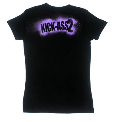 Hit Girl - Kick-Ass Juniors T-shirt