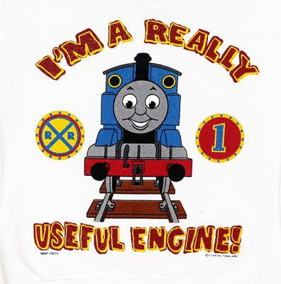 Really Useful Engine - Thomas The Tank Engine Juvenie And Toddler Sweatshirt