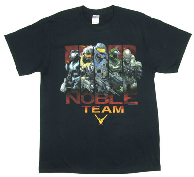 Noble Panels - Halo Reach T-shirt