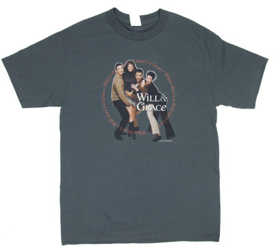 Will &amp; Grace T-shirt
