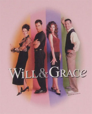 Will & Grace Sheer Women's T-shirt