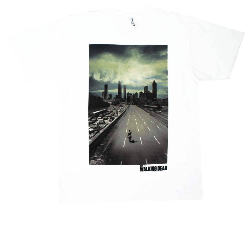 Goodbye Atlanta - Walking Dead Sheer T-shirt