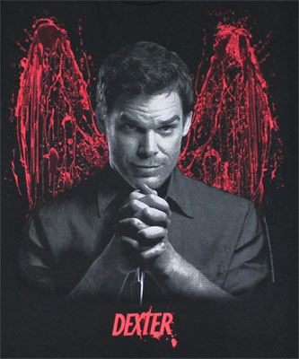 Dexter's Wings - Dexter T-shirt