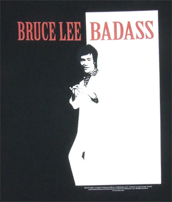 Badass - Bruce Lee T-shirt