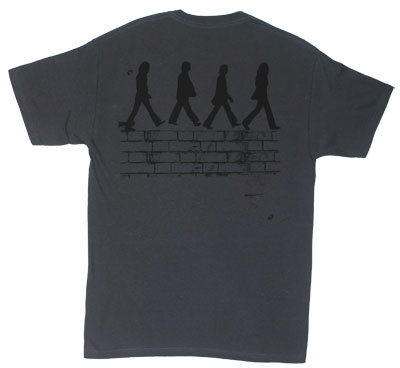Abbey Road - Beatles T-shirt