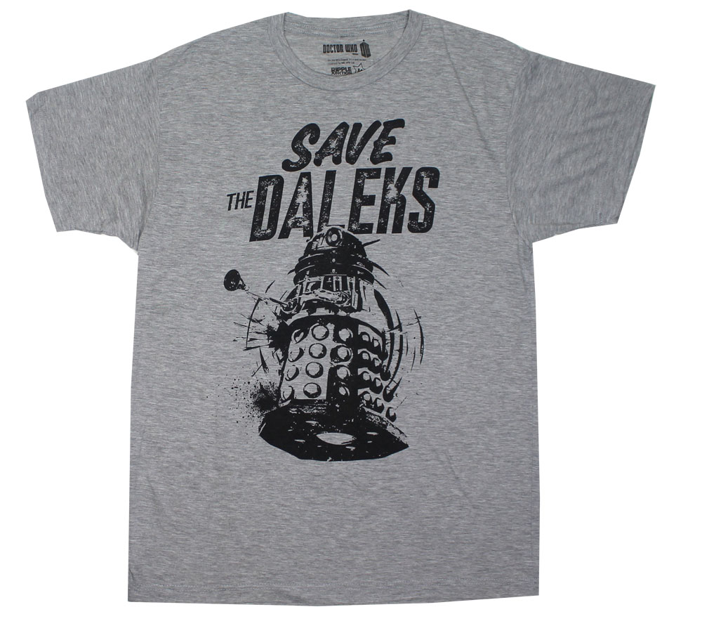 Save The Daleks - Dr. Who T-shirt