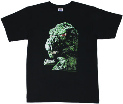 Portrait - Godzilla T-shirt