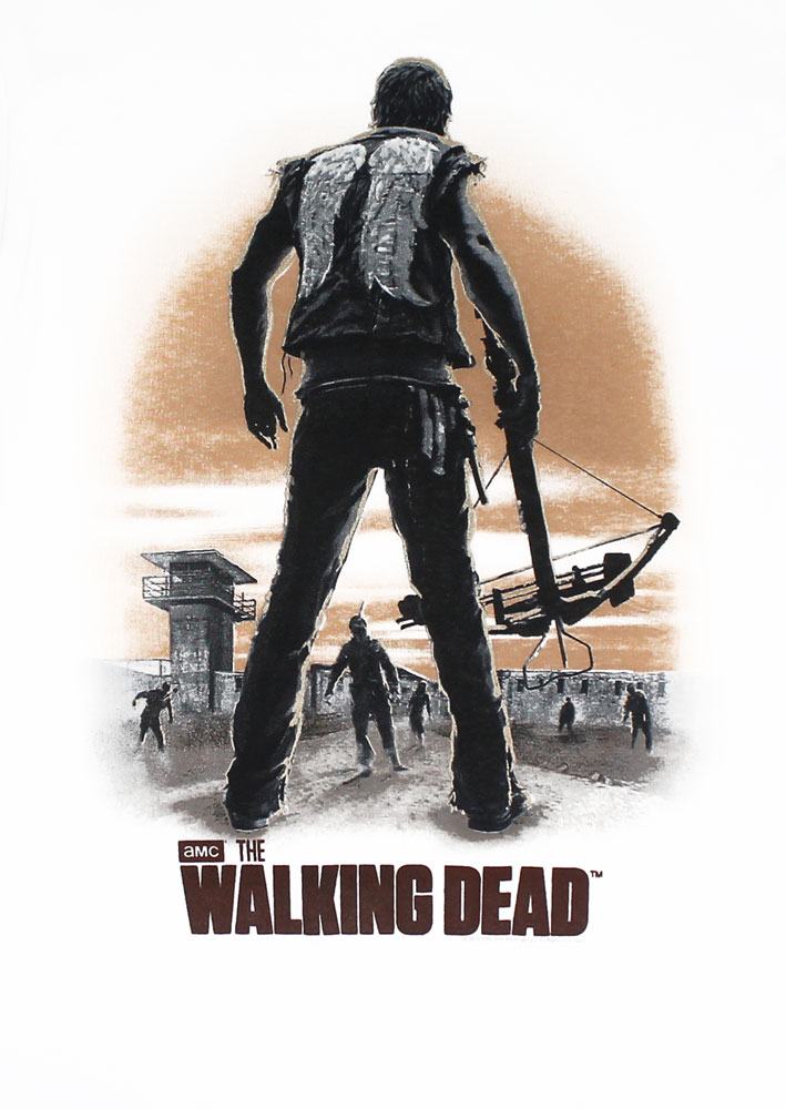 Daryl's Back - Walking Dead T-shirt