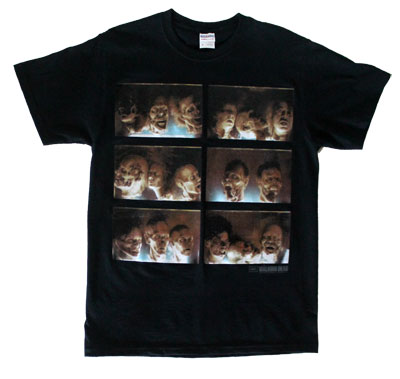 Glossy Heads - Walking Dead T-shirt