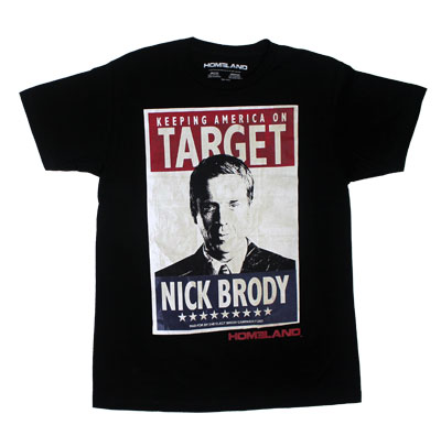 America On Target - Homeland T-shirt
