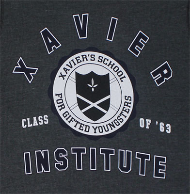 Xavier Institute - Marvel Comics Thermal