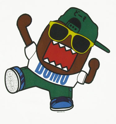 Domo Can Dance - Domo Kun T-shirt