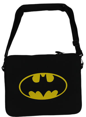 Batman Logo - DC Comics Laptop Bag