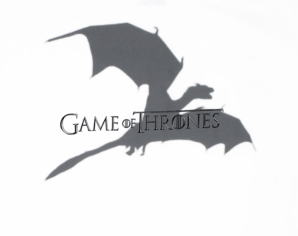 Flying Dragon - Game Of Thrones T-shirt