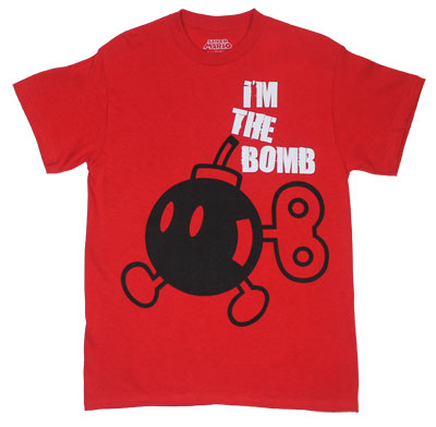 The Bomb - Nintendo T-shirt
