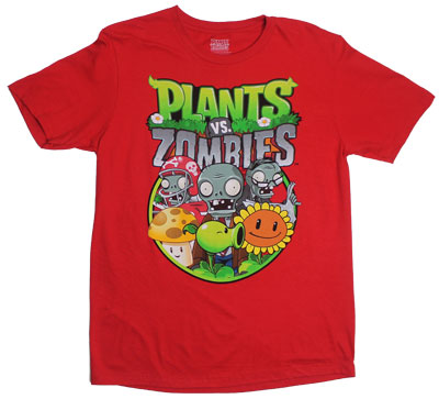 Plants Vs. Zombies T-shirt