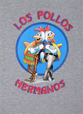 Los Pollos Hermanos - Breaking Bad T-shirt