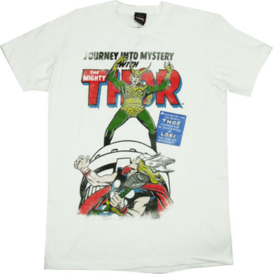 Journey Into Mystery - Thor - Marvel Comics Sheer T-shirt