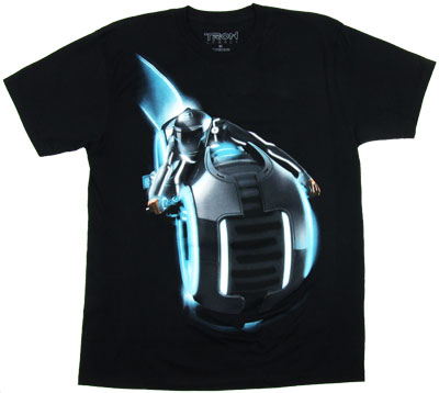 Cruisin - Tron Sheer T-shirt