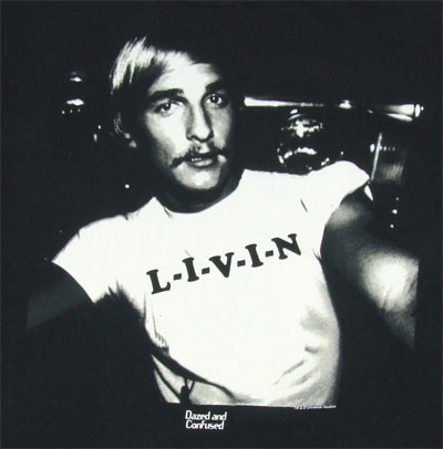 L-I-V-I-N - Dazed And Confused T-shirt