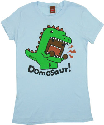Domosaur! - Domo-Kun Sheer Women's T-shirt