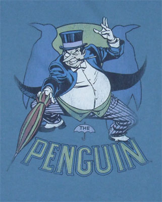 The Penguin - DC Comics T-shirt