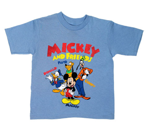 Mickey And Friends - Disney Toddler T-shirt