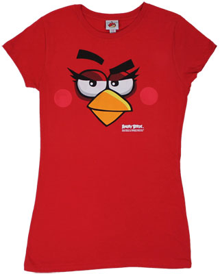 Chick - Angry Birds Sheer Women's T-shirt