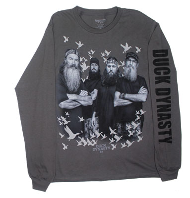 The Robertsons - Duck Dynasty Long Sleeve T-shirt