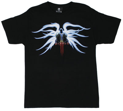 Tyrael - Diablo III T-shirt
