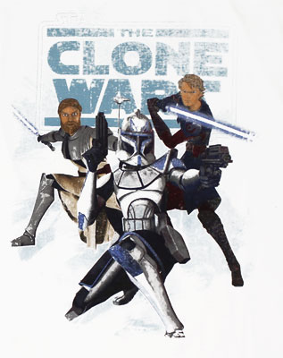 The Good Guys - Star Wars The Clone Wars Youth T-shirt