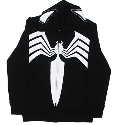 Venom - Marvel Comics Costume Hoodie