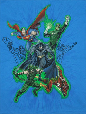 Superman And Friends - DC Comics T-shirt