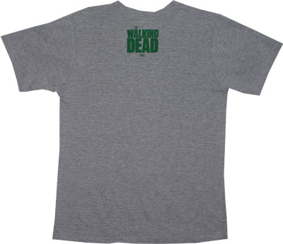 Welcome To Woodbury - Walking Dead Sheer T-shirt