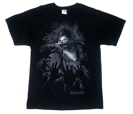 Daryl Hands - Walking Dead T-shirt