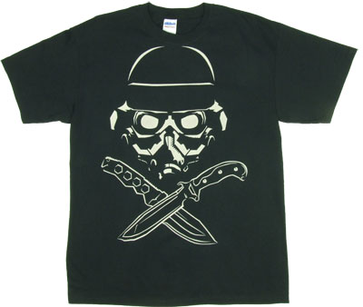 Crossed Knives - Killzone 2 T-shirt