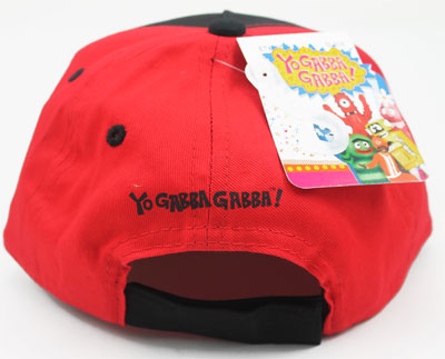 Three Friends - Yo Gabba Gabba Toddler Baseball Cap