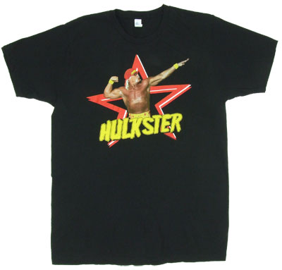 Hulkster - Hulk Hogan Sheer T-shirt