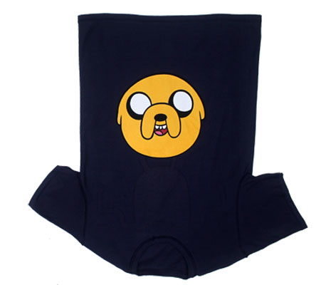 Jake Body And Face - Adventure Time Reversible T-shirt